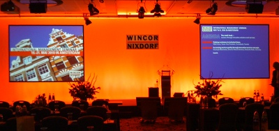 Moderation: Wincor Nixdorf - International Management Seminar 2010 in Amsterdam