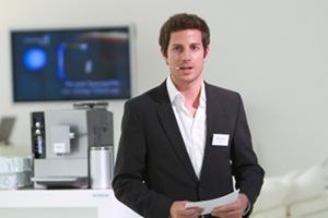 Siemens EQ.7 Plus Moderation - München