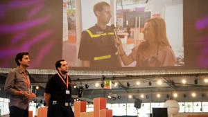 Moderation IdeenExpo 2011