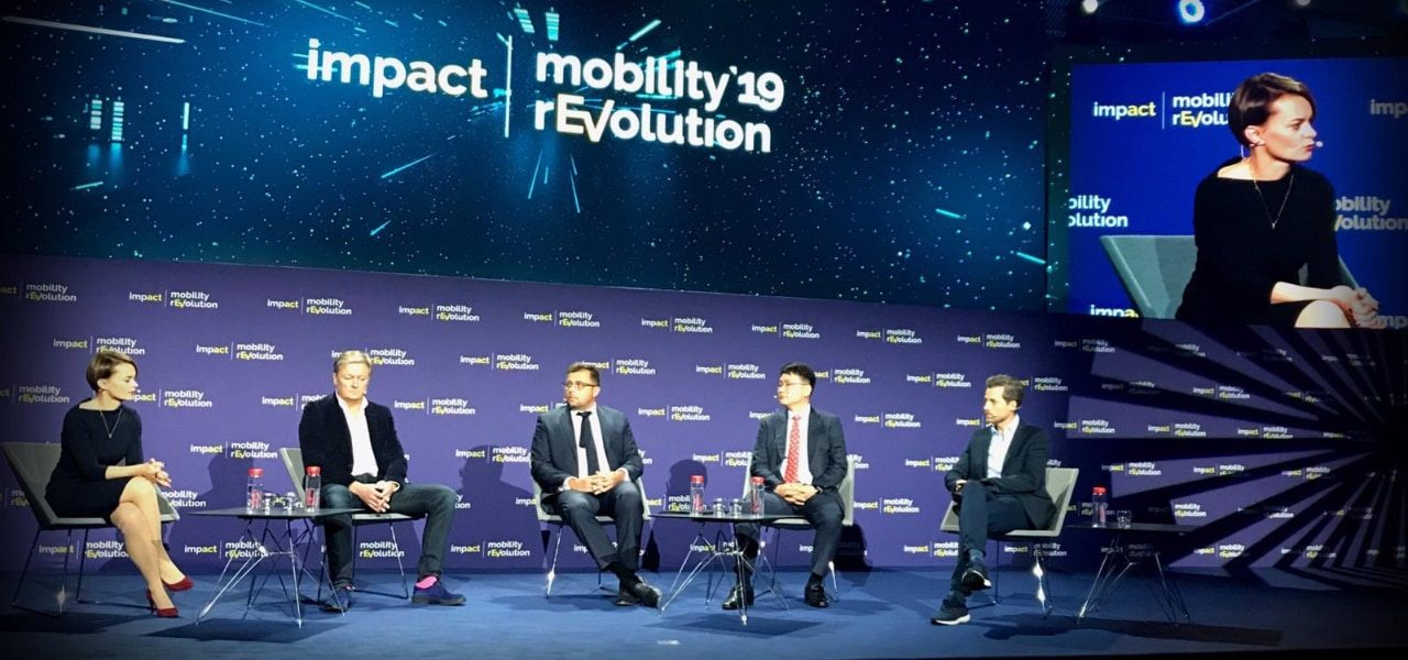 Impact mobility rEVolution