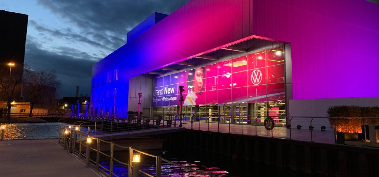 Volkswagen Brand Experience 2020