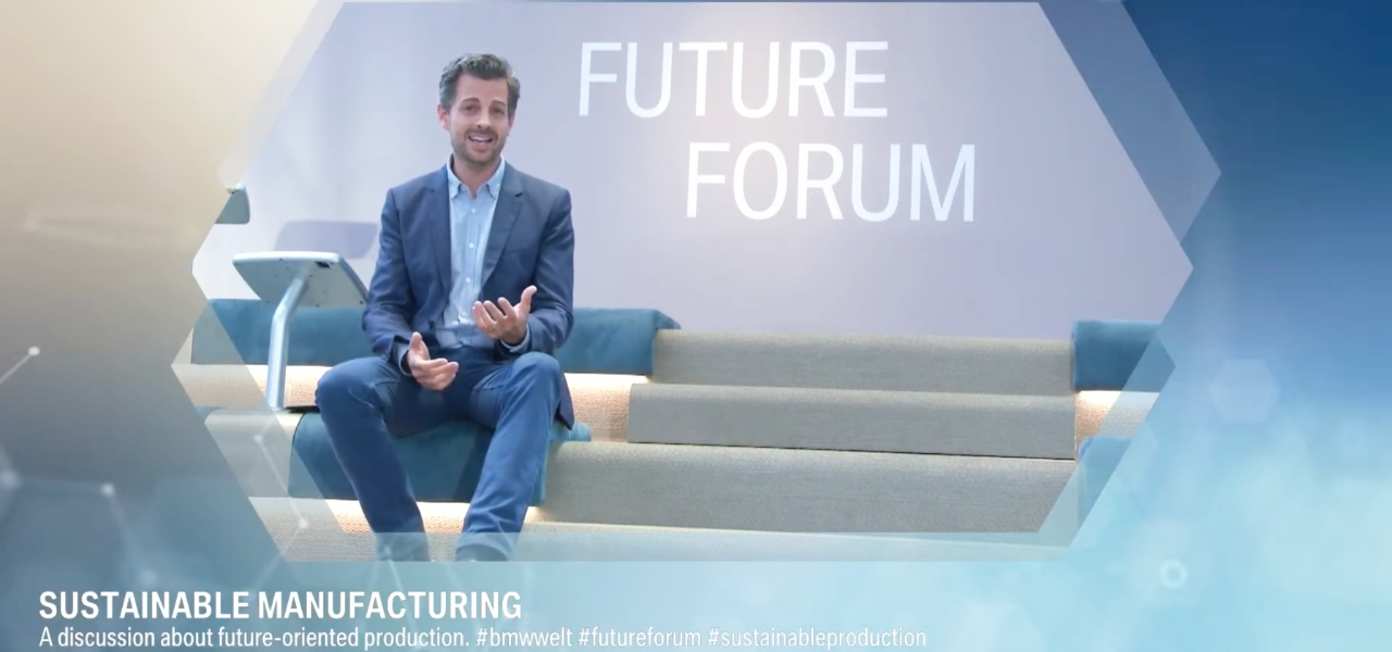 BMW Group Sustainable Manufacturing Week