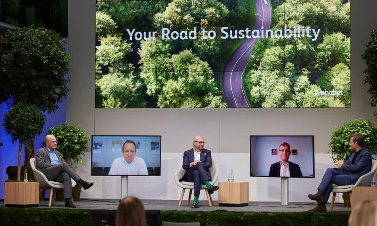 Alphabet Road to Sustainability