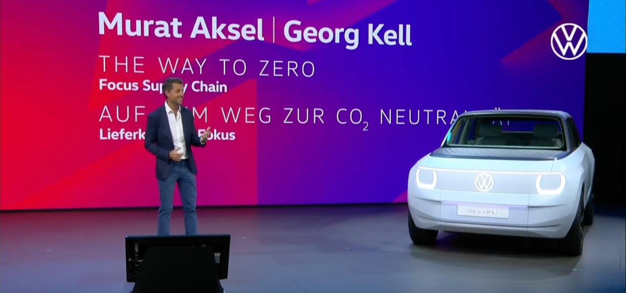 Volkswagen IAA Way to Zero Talks